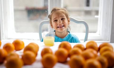 Οι χυμοί είναι καλή επιλογή για τα παιδιά;