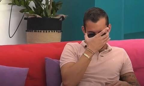 Χαμός στο Big Brother με τον Δημήτρη και τα κορίτσια! Τι συνέβη; (video)