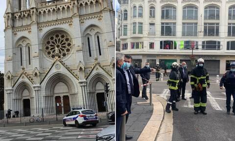 Γαλλία: Δύο νεκροί από την επίθεση με μαχαίρι - Οι πρώτες εικόνες από το σημείο