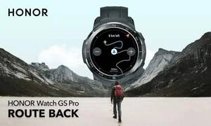 HONOR WATCH GS PRO: Διαθέσιμο στην Ελλάδα το Smartwatch που παρέχει ασφάλεια στο χρήστη!