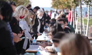 Κορονοϊός - Συναγερμός στη Θεσσαλονίκη: Θετικό το 10% των μαζικών τεστ