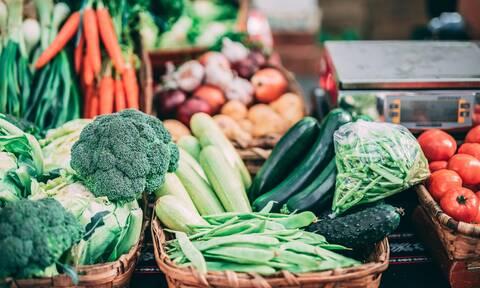 Δέκα λαχανικά με μηδενικές θερμίδες για να χάσετε βάρος