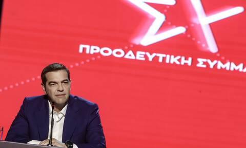 Τσίπρας: Όσα σκονάκια και να στείλει ο Μητσοτάκης στα ΜΜΕ δεν μπορεί να κρύψει την αδράνειά του