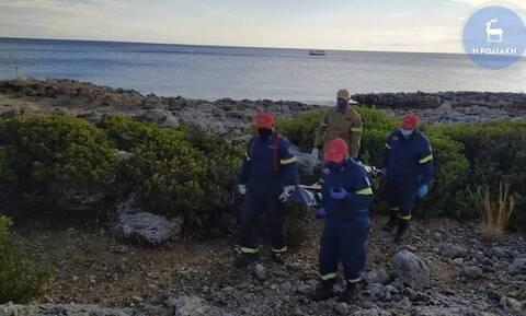 Τραγωδία στη Ρόδο: Ανήλικοι σκοτώθηκαν κάνοντας αλεξίπτωτο θαλάσσης - Βίντεο ντοκουμέντο