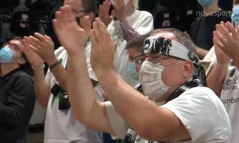 Κορονοϊός: Μετά τις αναβολές λόγω κρουσμάτων, αγώνας με 1000 φιλάθλους! (video)