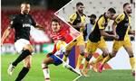 Europa League: Άξιζαν περισσότερα ΠΑΟΚ, ΑΕΚ – Highlights, βαθμολογίες και πρόγραμμα