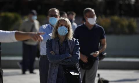 Κορονοϊός: Τα κρούσματα σε Αθήνα και Θεσσαλονίκη - Ποιές περιοχές είναι στο «κόκκινο»