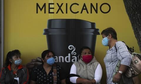 Κορονοϊός στο Μεξικό: 5.948 κρούσματα και 464 θάνατοι σε 24 ώρες
