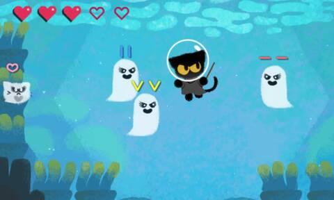Halloween 2020: Το παιχνίδι-doodle από τη Google