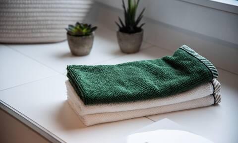 Δε φαντάζεσαι πόσο συχνά πρέπει ν' ανανεώνεις τις πετσέτες σου