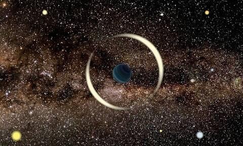 Ανακαλύφθηκε ο μικρότερος «ξέμπαρκος» εξωπλανήτης - Περιφέρεται μόνος του στον γαλαξία μας