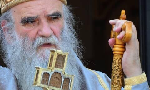 Κορονοϊός: Εκοιμήθη από επιπλοκές ο Μητροπολίτης Μαυροβουνίου Αμφιλόχιος