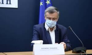 Κορονοϊός - Τσιόδρας: Ο ιός μεταλλάχθηκε - Στο 100% η πληρότητα στις ΜΕΘ στην Δυτική Μακεδονία