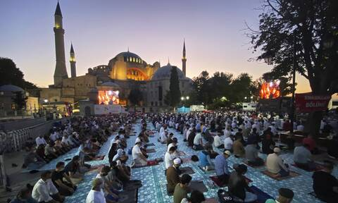 Η Αγία Σοφία, η Μονή της Χώρας και οι άλλες βυζαντινές εκκλησίες που ο Ερντογάν μετέτρεψε σε τζαμιά