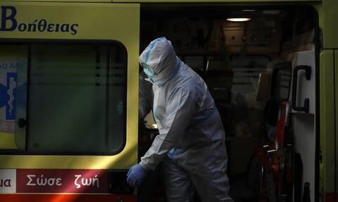 Κορονοϊός: Δύο νεκροί μέσα σε λίγες ώρες - Στους 617 τα θύματα
