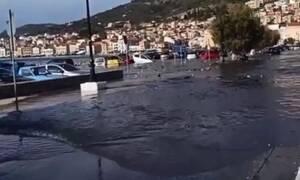 Σεισμός ΤΩΡΑ: Τρίτο τσουνάμι στη Σάμο