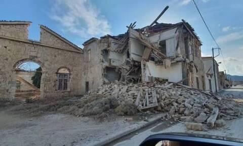 Σεισμός στη Σάμο: Τσουνάμι μπήκε σε σπίτια και μαγαζιά στο Καρλόβασι