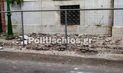 Σεισμός στη Σάμο: Ζημιές και στη Χίο από τα 6,7 Ρίχτερ