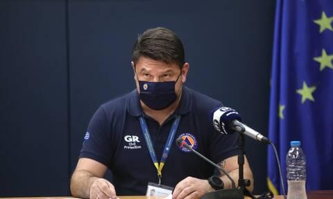 Ακυρώνεται η σημερινή ενημέρωση από τον Νίκο Χαρδαλιά για τον κορονοϊό λόγω του σεισμού