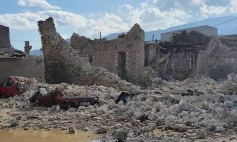 Σεισμός στη Σάμο: Αγωνία και εικόνες καταστροφής από τα 6,7 Ρίχτερ - Τσουνάμι «σάρωσε» το λιμάνι