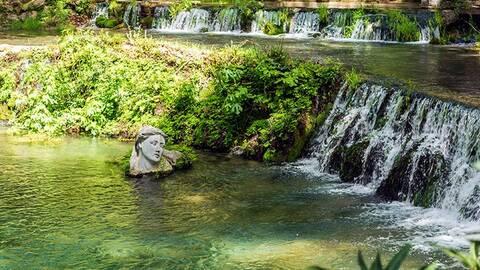 Ο πιο μυθικός ποταμός δίπλα στην Αθήνα