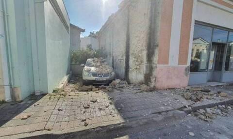 В Греции на острове Самос в результате землетрясения погибло двое детей