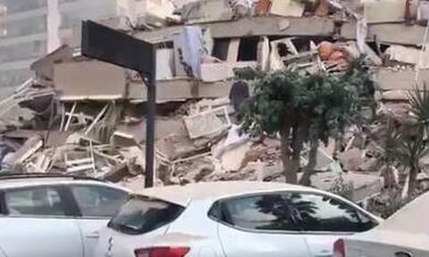 Σεισμός: Χάος και θάνατος στη Σμύρνη - 6 νεκροί, 200 τραυματίες και δεκάδες εγκλωβισμένοι