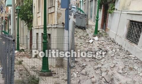 Σεισμός: Σε πλατείες και χωράφια έβγαλε ο Εγκέλαδος τους κατοίκους σε Χίο και Φούρνους