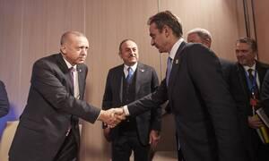 Σεισμός - Μητσοτάκης: Οι λαοί πρέπει να είναι ενωμένοι - Ερντογάν: Έτοιμοι να βοηθήσουμε την Ελλάδα