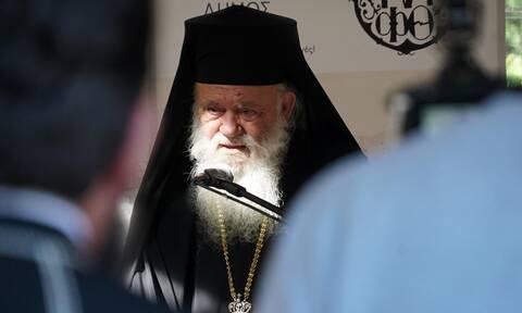 Αρχιεπίσκοπος Ιερώνυμος: Βαθύτατη η οδύνη μου για τον αδόκητο χαμό των δύο μαθητών