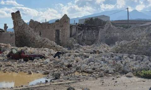 Σεισμός Σάμος: «H λαβωμένη πατρίδα θρηνεί για το χαμό παιδιών της»