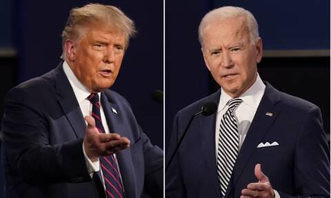 Εκλογές ΗΠΑ 2020: Τραμπ vs Μπάιντεν - Ποιος θα είναι ο επόμενος πρόεδρος των ΗΠΑ;
