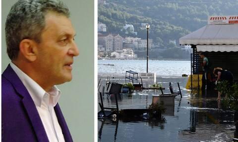 Σεισμός - Δήμαρχος Δυτ. Σάμου στο Νewsbomb.gr: Δύσκολη νύχτα! Στήνονται σκηνές – Θρηνούμε δυο παιδιά