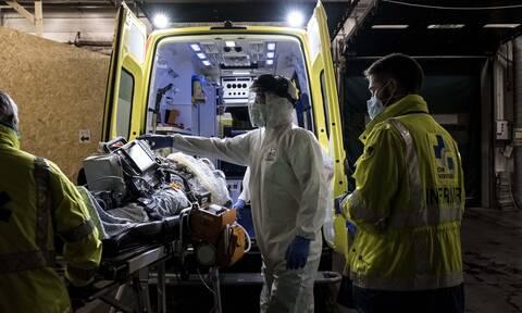 Κορονοϊός: Σε γενικό lockdown το Βέλγιο - Αυστηρά μέτρα μετά το σοκ των 23.000 κρουσμάτων