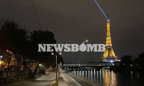 Ρεπορτάζ Newsbomb.gr – Παρίσι: Ερήμωσε μετά το lockdown – Ζοφερές εικόνες (pics)