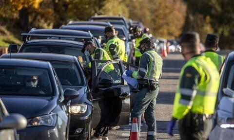 Κορονοϊός - Ισπανία: 25.595 κρούσματα σε ένα 24ωρο - Στους 239 οι νεκροί