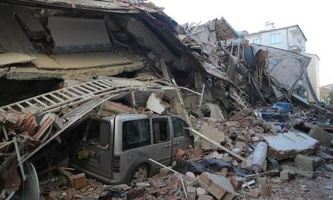Σεισμός Σάμος: «Οι σκέψεις μας είναι μαζί σας, κουράγιο και δύναμη»