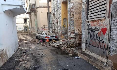 Σεισμός: Η Σάμος μετρά τις πληγές της - Θρήνος για τα 2 νεκρά παιδιά -Ανησυχία για τις επόμενες ώρες