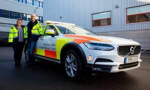 Η Volvo έχει εδώ και μισό αιώνα τη δική της ομάδα διερεύνησης ατυχημάτων