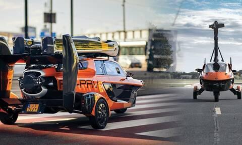 To ιπτάμενο «αυτοκίνητο» PAL-V Liberty πήρε άδεια κυκλοφορίας στην Ευρώπη (vid)