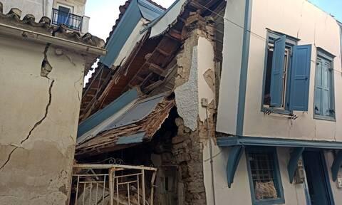 Ξενύχτησε η Σάμος: Δεκάδες μετασεισμοί μετά τον φονικό σεισμό των 6,7 Ρίχτερ