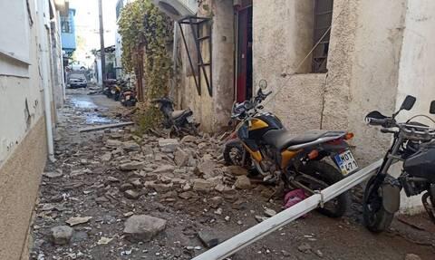 Σεισμός Σάμος: «Βόμβα» Παπαζάχου - «Δεν ξέρουμε αν πέρασαν τα χειρότερα»