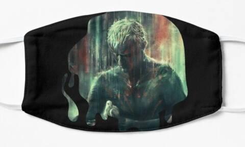 Μάσκες προστασίας από τον κορονοϊό από τους Nine Inch Nails
