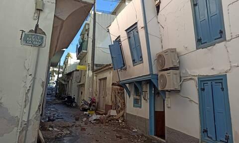 Σεισμός Σάμος: «Δεν πρόλαβαν να φύγουν» - Συγκλονίζει ο πυροσβέστης που βρήκε νεκρά τα δύο παιδιά