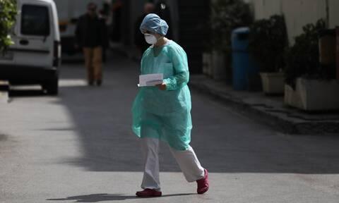 Κορονοϊός: Άλλος ένας θάνατος στην Ελλάδα - Νεκρή 80χρονη στο νοσοκομείο της Λάρισας