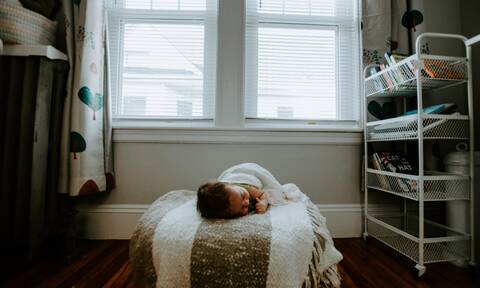Φανταστικές ιδέες διακόσμησης βρεφικού δωματίου