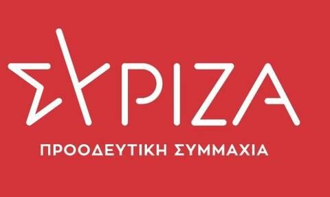 ΣΥΡΙΖΑ: Βίαιη καταπάτηση κάθε έννοιας ανθρώπινης αξιοπρέπειας η αήθης επίθεση στον πρύτανη της ΑΣΟΕΕ