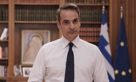 Διάγγελμα Μητσοτάκη LIVE: Ο πρωθυπουργός ανακοινώνει τα νέα μέτρα για την ανάσχεση της πανδημίας