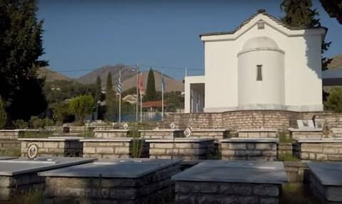 Βουλιαράτες: Το νεκροταφείο που αναπαύονται οι ήρωες