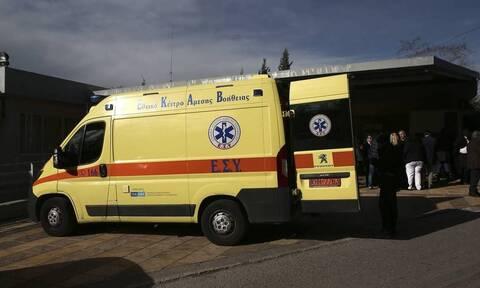 Συναγερμός στο Ηράκλειο: 5χρονο παιδί έπεσε από μπαλκόνι